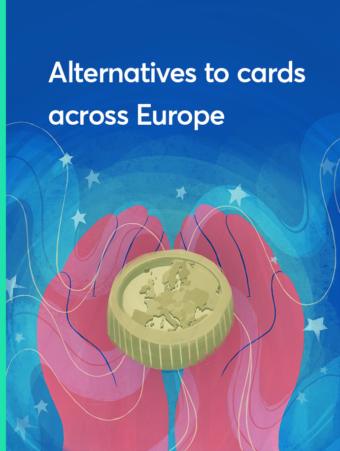 Alternatives to cards across Europe