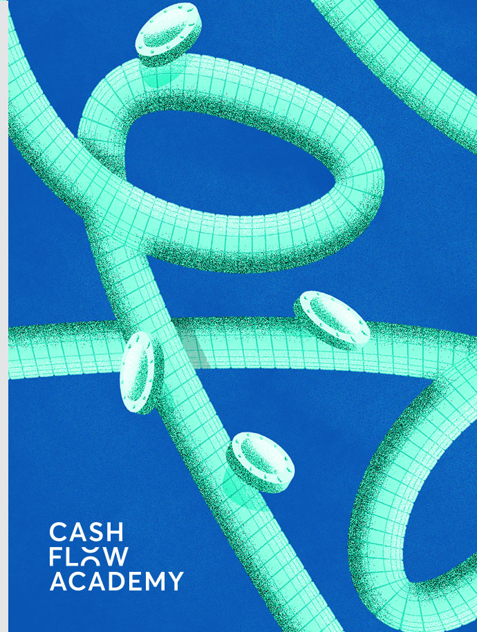 Cash Flow Academy : The complete guide to taking control of cash flow