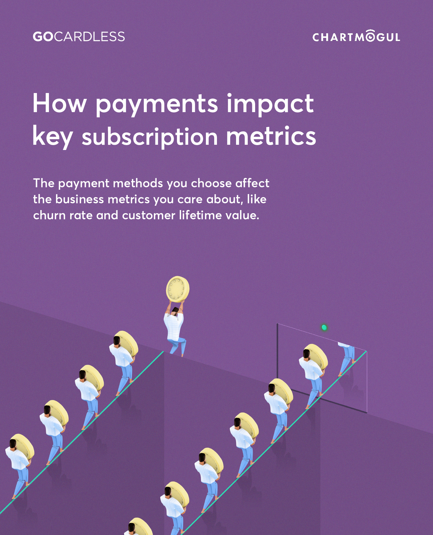 How payments impact key subscription metrics